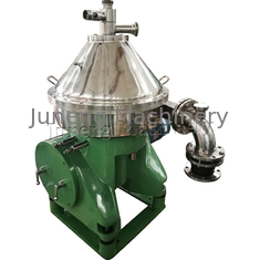 Disk Bowl Centrifuge Oil Separator , Automatic Separator Machine For Fish Meal