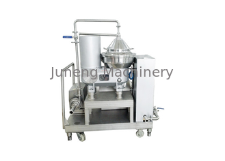 High Pressure Disc Oil Separator For Solid - Liquid Separation 380V