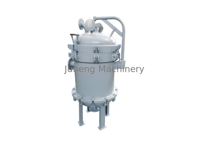 Environmental Protection Vertical Pressure Leaf Filters With Fully Enclosed Operation